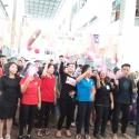 Aktiviti Kolej AITC KUCHING - 15 SEPT 2017 (FIESTA 1000 WARNA)